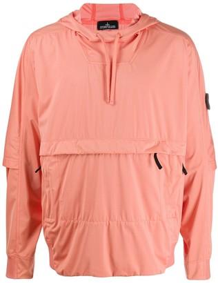 Stone Island Shadow Project lightweight windbreaker jacket