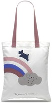 Rainbow Medium Tote