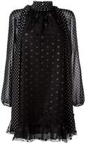 Giamba polka dot loose dress