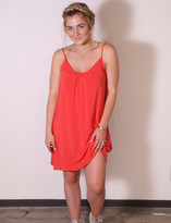 Tysa Perfect Dress In Coral Mist