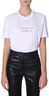 Stella McCartney Lucky Number Printed T-Shirt