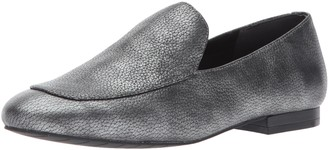 Kenneth Cole New York Women's Westley Slip On Flat Loafer Leather