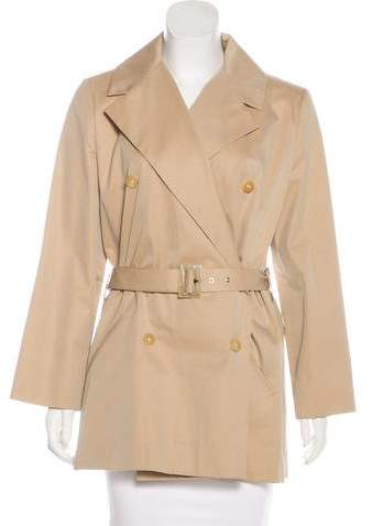 Givenchy Structured Short Coat