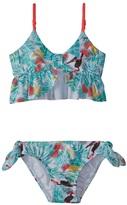 Seafolly Toddler Girl's Touci Frutti Tankini Bikini Set (27) - 8158928