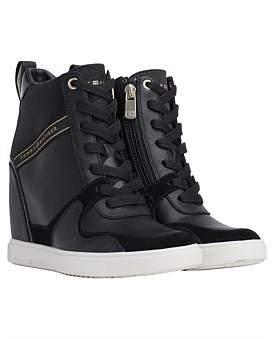 Tommy Hilfiger Dressy Sneaker Wedge