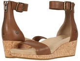 UGG Zoe II (Chestnut) Women's Sandals