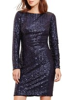 Lauren Ralph Lauren Women's Sequin Body-Con Dress