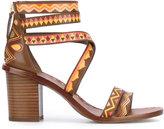 Ash Papaya sandals - women - Leather - 36