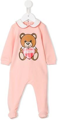 MOSCHINO BAMBINO Bear Print Pyjamas