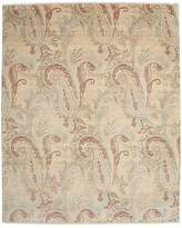 "Bloomingdale's Ikat Collection Oriental Rug, 8'1"" x 9'10"""
