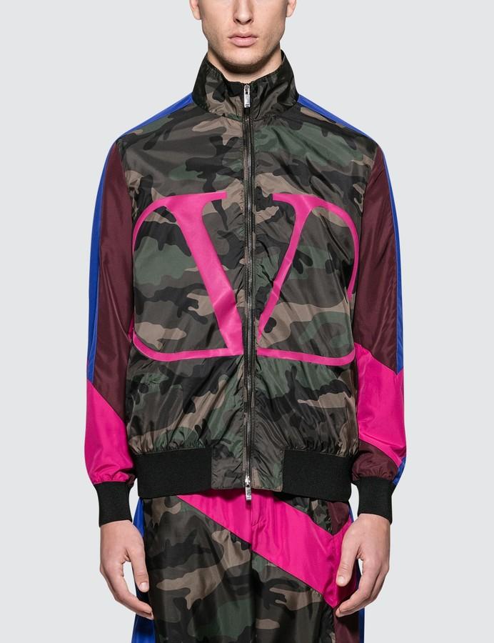 Valentino V Logo Jacket