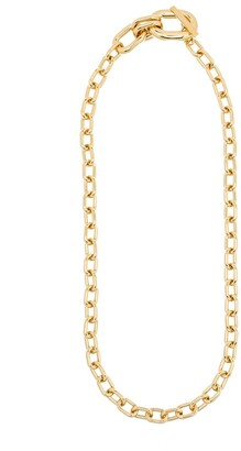 Paco Rabanne XL link long necklace