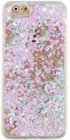 Velvet Caviar Holographic Hearts iPhone 6/6s Case