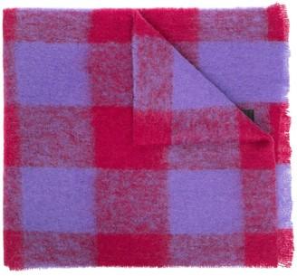 Hevo Monteiasi check scarf