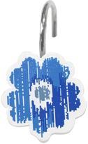 Waverly Refresh Resin Shower Hooks 12-pack