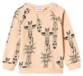 Mini Rodini Totem Sweatshirt Apricot