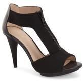 Pelle Moda Women's 'Merit' T-Strap Sandal