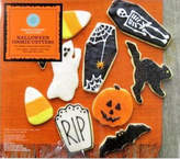Martha Stewart Halloween 7 Pc Metal Cookie Cutter Set From 5743