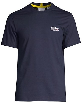 Lacoste Solid Jersey T-Shirt