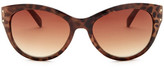 Betsey Johnson Women&s Classic Betsey Cat Eye Sunglasses