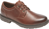 Rockport Tough Bucks Plain Toe Shoes, Brown
