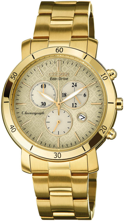Citizen 41mm Chronograph Bracelet Watch