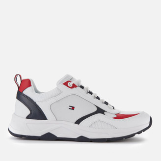 Tommy Hilfiger Men's Fashion Mix Chunky Running Style Trainers