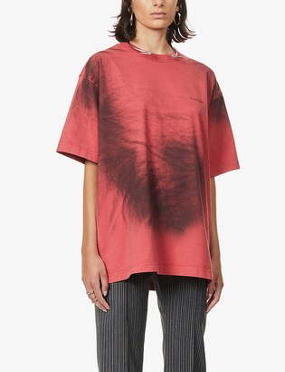 Acne Studios Edra cotton-jersey T-shirt