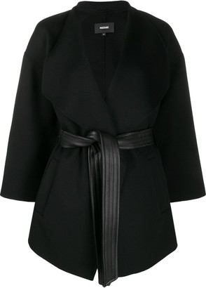Mackage Oversized Belted Jacket