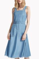 Great Plains Demi Blue Dress