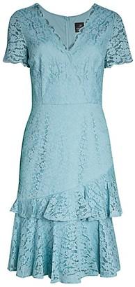 Adrianna Papell Felicity Lace Sheath Dress