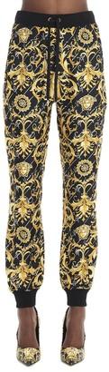 Versace heritage Signature Sweatpants
