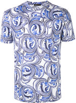 Versace Maiolica Baroque T-shirt - men - Cotton - S
