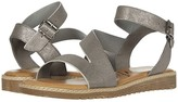Blowfish Osta (Pewter Cosmic Metallic) Women's Sandals