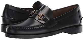 Sebago Classic Joe (Black) Men's Shoes