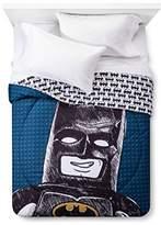 Lego Movie Sketchy Batman Twin Comforter