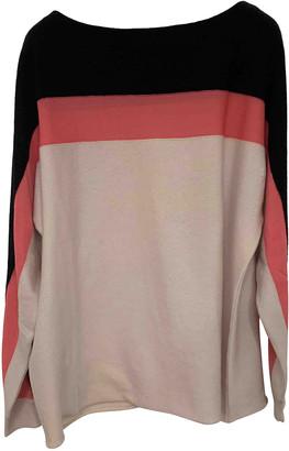 Fendi White Cashmere Knitwear