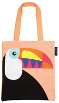 Sunnylife Print Canvas Tote - Pink