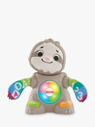 Fisher-Price Linkimals Smooth Moves Sloth