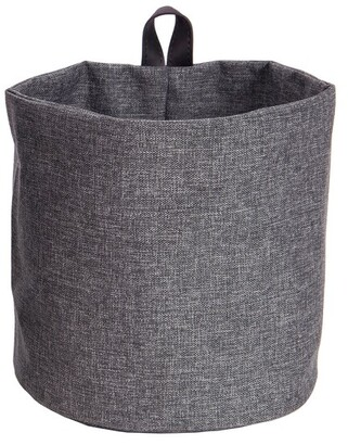 Bigso Box Of Sweden Oui X Bigso Hang Around Soft Storage Bin Charcoal Small