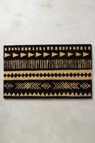 Anthropologie Sand Markings Doormat