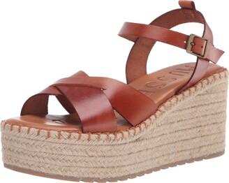 Musse & Cloud Women's Espadrille Wedge Sandal