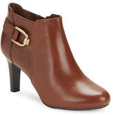 Bandolino Layita Leather Ankle Booties