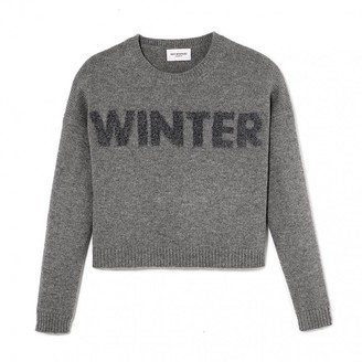 Eric Bompard Grey Cashmere Knitwear for Women