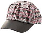 Charlotte Russe Tweed Baseball Hat