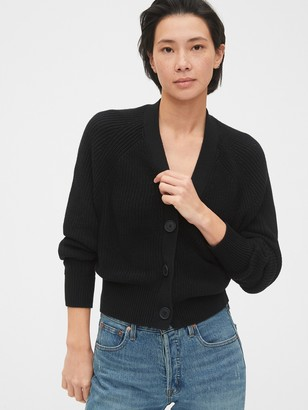 Gap Slouchy Cropped Cardigan
