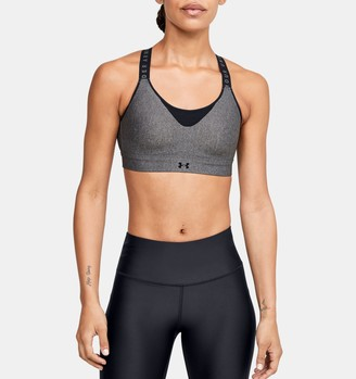 Under Armour Women's UA Infinity High Heather Sports Bra