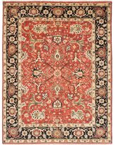 Ecarpetgallery Serapi Heritage Brown Wool Hand-knotted Rug (8'0 x 10'3)