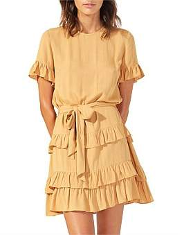 MinkPink Golden Girls Mini Dress