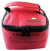 Convertible Essential Oil Case for both 10 ml (holds 25) and 30 ml (holds 16) - Red by Plant Therapy Essential Oils